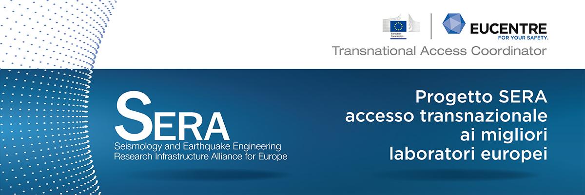 Fondazione Eucentre - Progetto SERA accesso transnazionale ai migliori laboratori europei