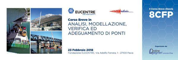 Fondazione Eucentre - Analisi, modellazione, verifica ed adeguamento di ponti