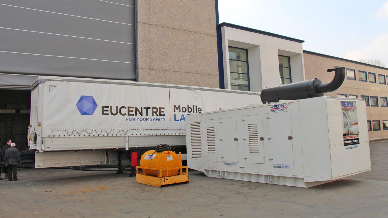 Fondazione Eucentre | European Centre For Training And Research in Earthquake Engineering | Pavia, Lombardia, Italy | Modulo di Valutazione Post-Terremoto | Video Gallery