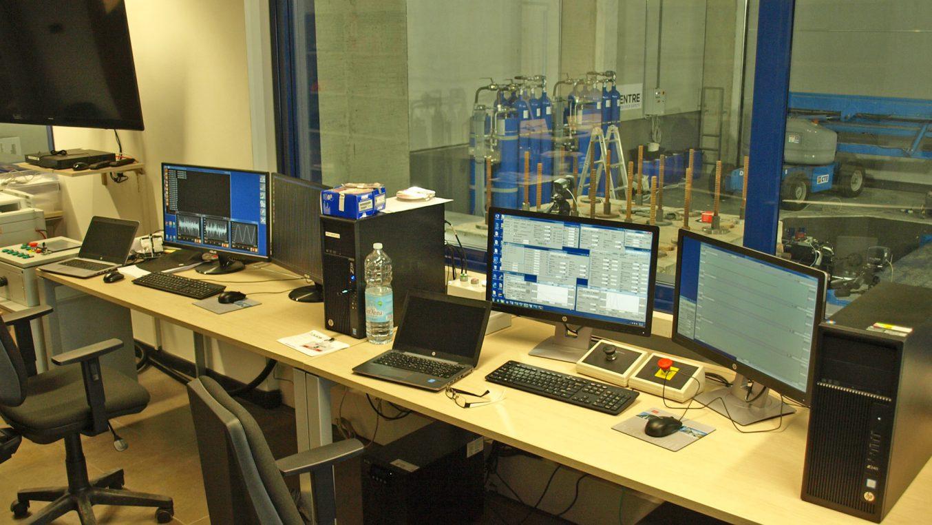 Fondazione Eucentre - Dipartimento di Tecniche Sperimentali