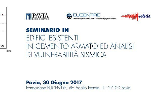 Fondazione Eucentre - Edifici esistenti in cemento armato ed analisi di vulnerabilità sismica