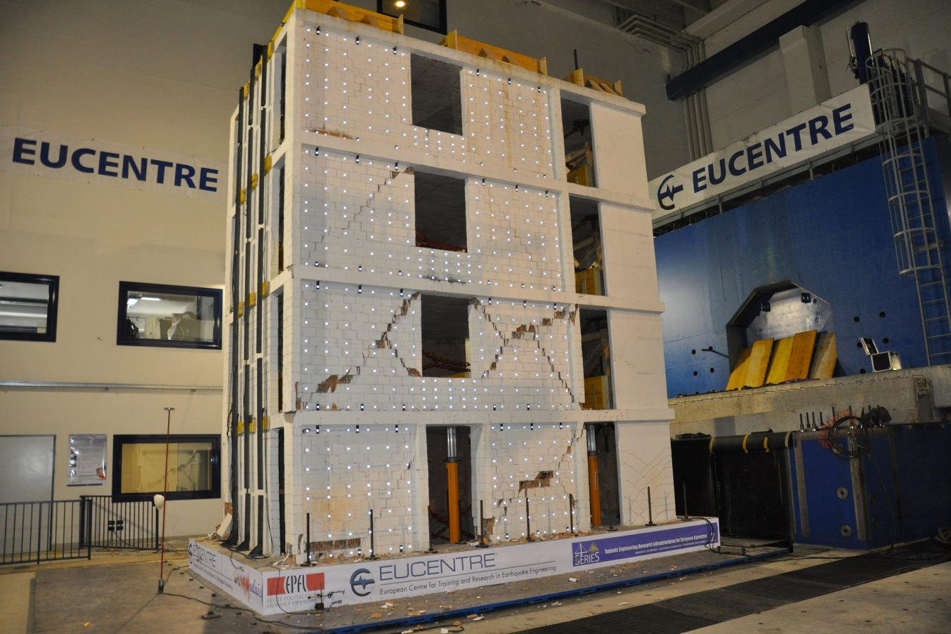 Department of Construction and Infrastructure   Fondazione Eucentre - European Centre For Training And Research in Earthquake Engineering - Italy - Dipartimento di Costruzioni e Infrastrutture   Post-EarthQuake Assessment Module