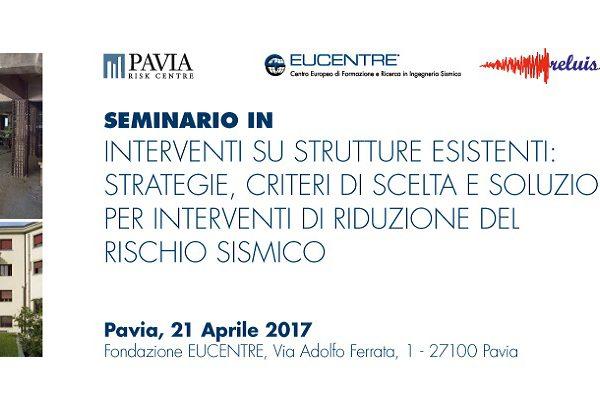 Fondazione Eucentre - Interventi su strutture esistenti strategie, criteri di scelta e soluzioni per interventi di riduzione del rischio sismico