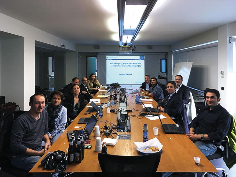 Fondazione Eucentre - Progetto PEC