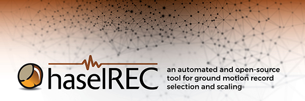 haselREC-an automated and open-source tool for ground motion record selection and scaling