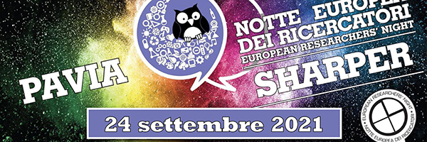 Eucentre partecipa alla Notte dei ricercatori di Pavia 2021 [Aggiornata]