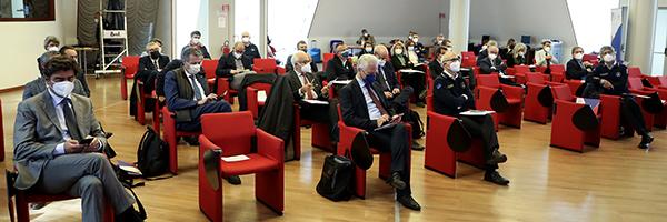 """Eucentre all'evento """"La Scienza per la Protezione Civile"""", 13 ottobre 2021"""