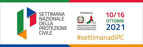 Il contributo di Eucentre alla Settimana della Protezione Civile, 10-16 ottobre 2021